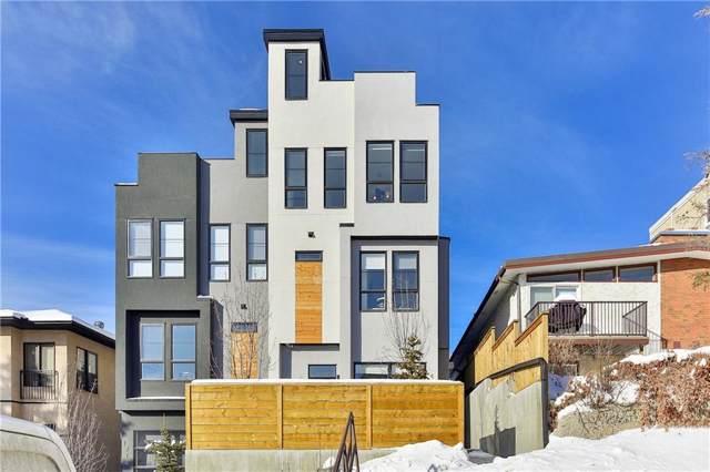 713 5 Street NE #3, Calgary, AB T2E 3W7 (#C4275385) :: The Cliff Stevenson Group