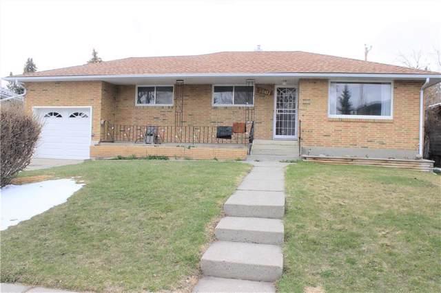 7407 5 Street SW, Calgary, AB T2V 1B5 (#C4275397) :: The Cliff Stevenson Group