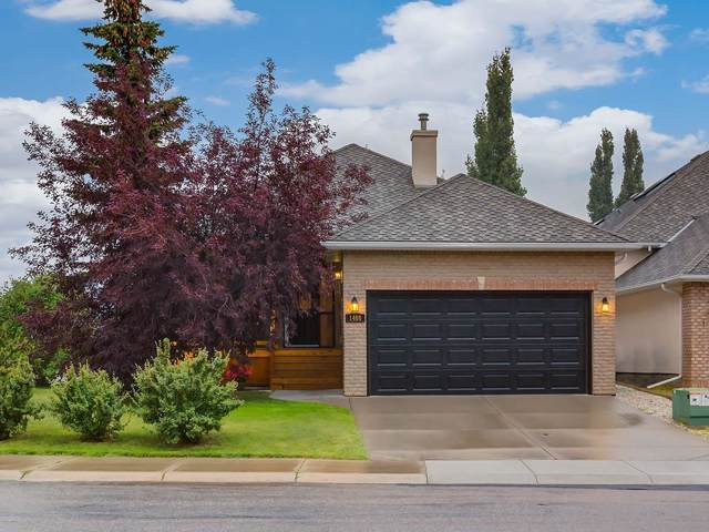 1408 Strathcona Drive SW, Calgary, AB T3H 4L1 (#C4275404) :: Redline Real Estate Group Inc