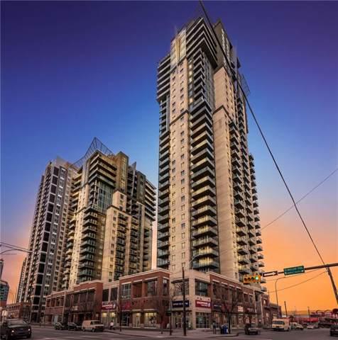 210 15 Avenue SE #1302, Calgary, AB T2G 1G2 (#C4275414) :: Canmore & Banff