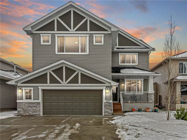 2217 High Country Rise NW, High River, AB T1V 0E2 (#C4275416) :: Calgary Homefinders