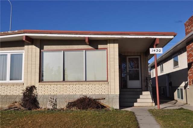 1430 17 Avenue NW, Calgary, AB T2M 0R3 (#C4275441) :: Calgary Homefinders