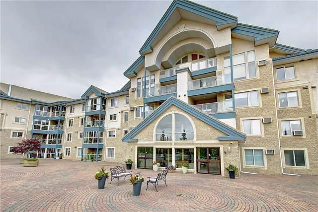 7229 Sierra Morena Boulevard SW #323, Calgary, AB T3H 3L8 (#C4275449) :: Redline Real Estate Group Inc