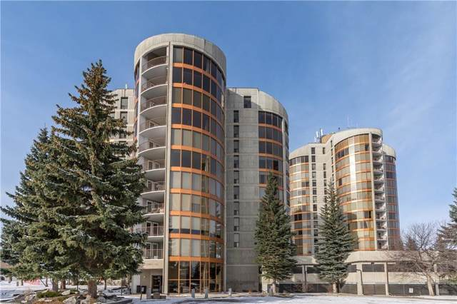 10 Coachway Road SW #122, Calgary, AB T3H 1E5 (#C4275463) :: Canmore & Banff