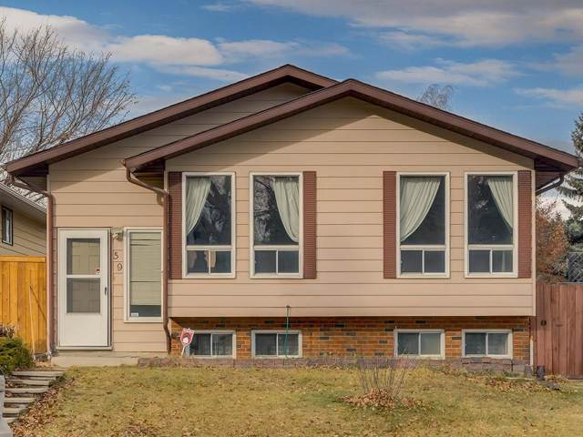 59 Berkshire Close NW, Calgary, AB T3K 1Z2 (#C4275466) :: Calgary Homefinders