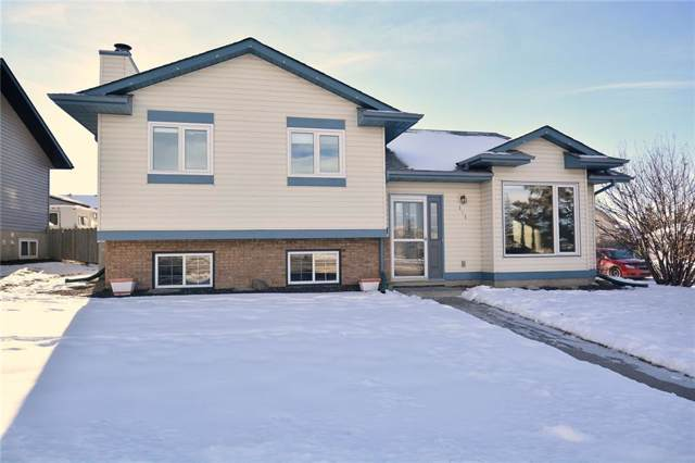 101 Quigley Drive, Cochrane, AB T4C 1L5 (#C4275469) :: Redline Real Estate Group Inc