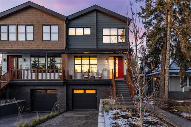 24 New Street SE, Calgary, AB T2G 3X9 (#C4275482) :: The Cliff Stevenson Group