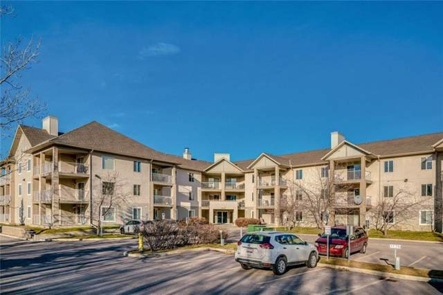 4000 Citadel Meadow Point(E) NW #122, Calgary, AB T3G 5N5 (#C4275498) :: Canmore & Banff