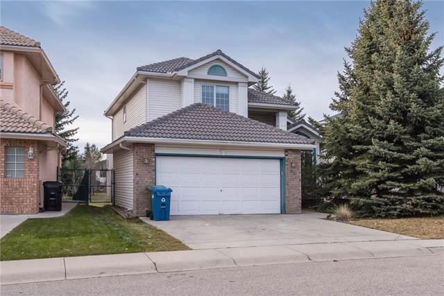 63 Woodpark Close SW, Calgary, AB T2W 6G9 (#C4275509) :: Redline Real Estate Group Inc