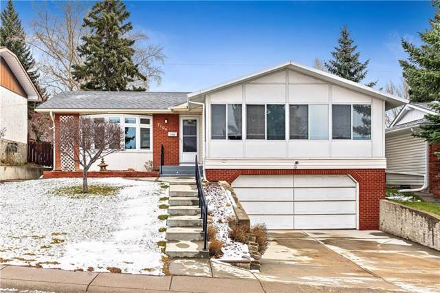 7104 Silverview Road NW, Calgary, AB T3B 3M1 (#C4275510) :: Canmore & Banff