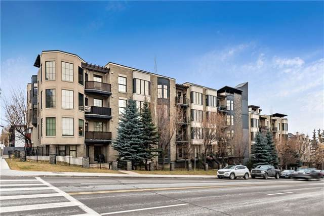 2307 14 Street SW #107, Calgary, AB  (#C4275526) :: Redline Real Estate Group Inc