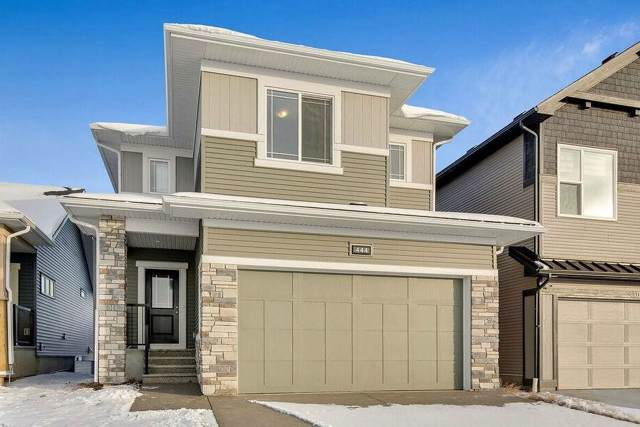 444 Chinook Gate Square, Airdrie, AB T4B 4V9 (#C4275530) :: Calgary Homefinders