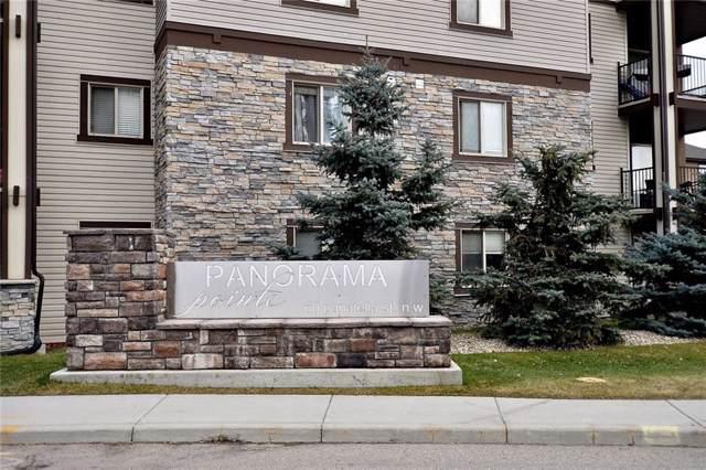 60 Panatella Street NW #1120, Calgary, AB T3K 0M1 (#C4275559) :: Virtu Real Estate