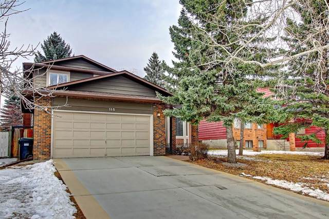 115 Edenwold Crescent NW, Calgary, AB T3A 3T3 (#C4275562) :: Redline Real Estate Group Inc