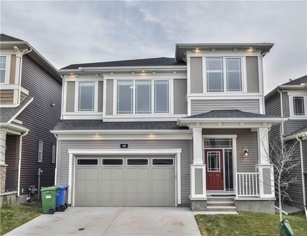 48 Carrington Manor NW, Calgary, AB T3P 0Z2 (#C4275566) :: Redline Real Estate Group Inc