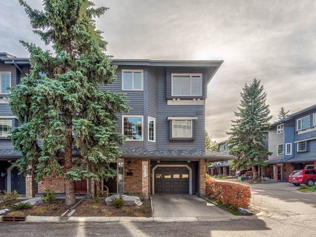 4037 42 Street NW #211, Calgary, AB T3A 2W2 (#C4275571) :: Virtu Real Estate