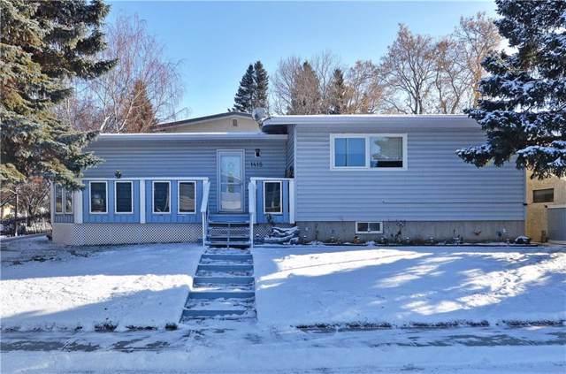 1415 Northmount Drive NW, Calgary, AB T2L 0G4 (#C4275605) :: Calgary Homefinders