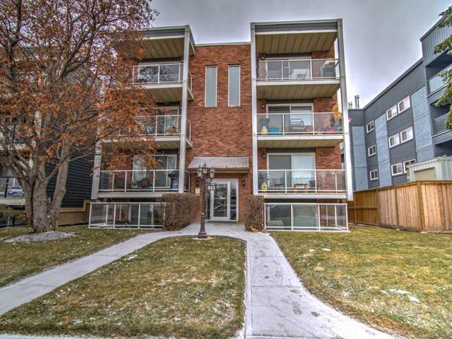 823 5 Street NE #204, Calgary, AB T2E 3W9 (#C4275611) :: The Cliff Stevenson Group