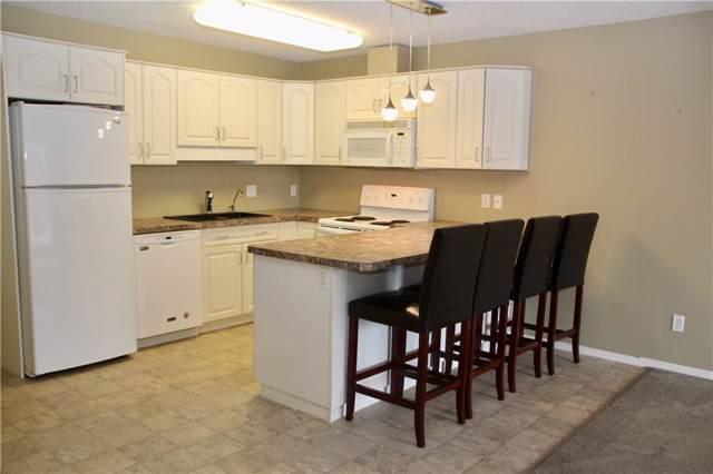 101 3 Street NW #205, Sundre, AB T0M 1X0 (#C4275618) :: Virtu Real Estate