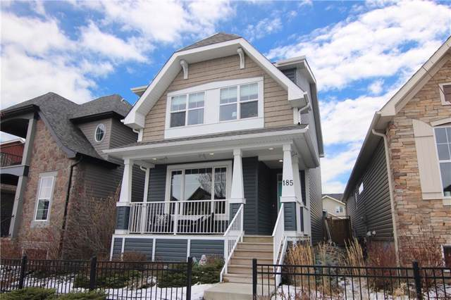 185 Cranford Drive SE, Calgary, AB T3M 0W8 (#C4275620) :: Virtu Real Estate