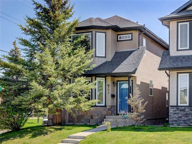 902 40 Street SW, Calgary, AB T3C 1W3 (#C4275628) :: Redline Real Estate Group Inc