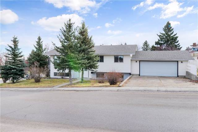 6335 Thornaby Way NW, Calgary, AB T2K 5K8 (#C4275629) :: Canmore & Banff