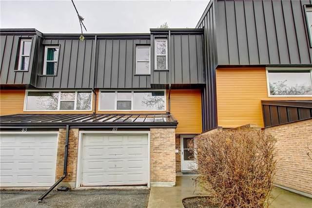85 Brae Glen Lane SW, Calgary, AB T2W 1B6 (#C4275633) :: Redline Real Estate Group Inc