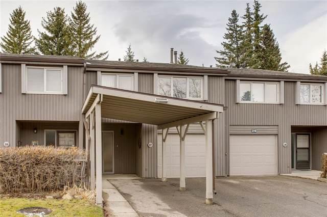 2225 Oakmoor Drive SW #27, Calgary, AB T2V 4N6 (#C4275657) :: Redline Real Estate Group Inc