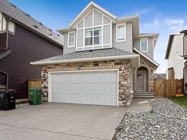 87 Walden Heights SE, Calgary, AB T2X 2J3 (#C4275678) :: The Cliff Stevenson Group