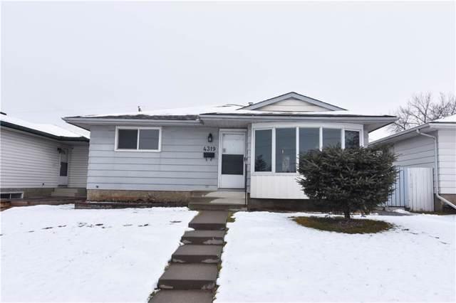 4319 Dovercrest Drive SE, Calgary, AB T2X 2B1 (#C4275680) :: Calgary Homefinders