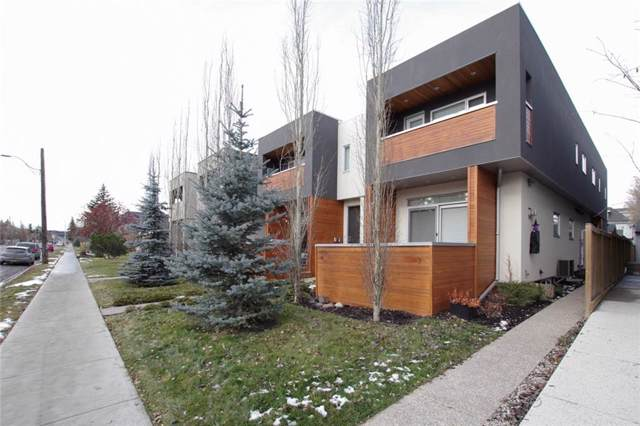 1718 Kensington Road NW #1, Calgary, AB T2N 3R3 (#C4275697) :: Virtu Real Estate