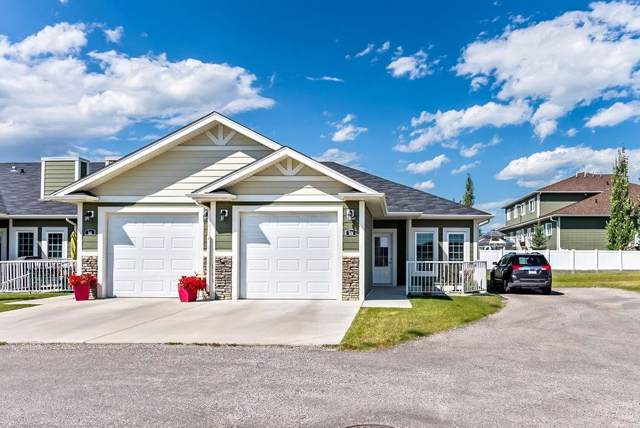 22 Sunrise Place NE, High River, AB T1V 0G9 (#C4275706) :: Calgary Homefinders