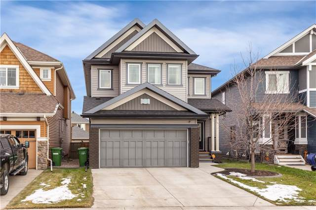 118 Cooperstown Lane SW, Airdrie, AB T4B 0Z9 (#C4275718) :: Canmore & Banff