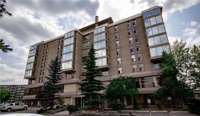 4603 Varsity Drive NW #701, Calgary, AB T2A 2V7 (#C4275721) :: Redline Real Estate Group Inc