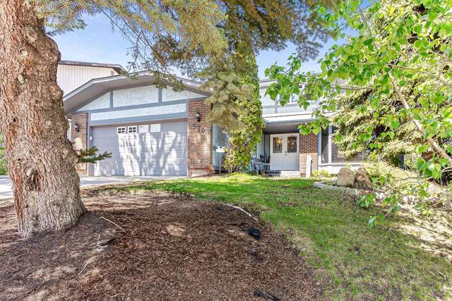 576 Parkridge Drive SE, Calgary, AB T2J 4Z3 (#C4275732) :: Virtu Real Estate