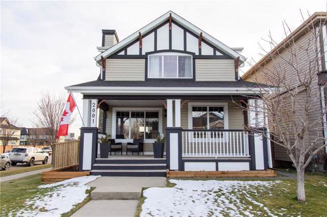 2001 Sagewood Manor SW, Airdrie, AB T4B 3A3 (#C4275734) :: Redline Real Estate Group Inc