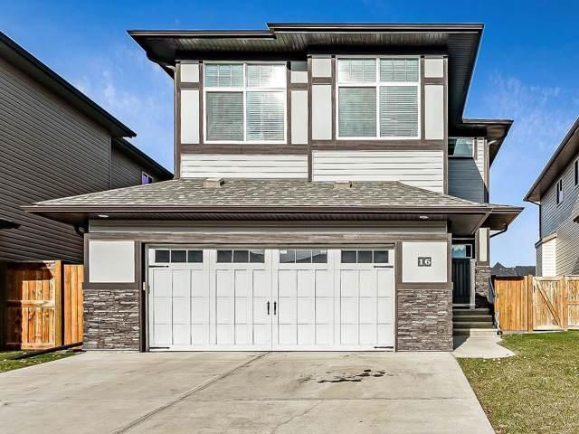 16 Walden Court SE, Calgary, AB T2X 0N8 (#C4275747) :: The Cliff Stevenson Group