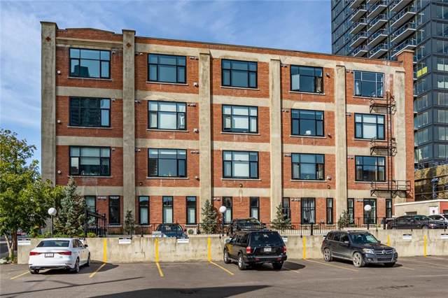 220 11 Avenue SE #105, Calgary, AB T2G 0X8 (#C4275755) :: Calgary Homefinders