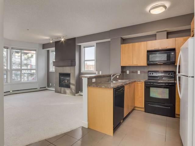 2420 34 Avenue SW #114, Calgary, AB T2T 2C8 (#C4275791) :: Canmore & Banff