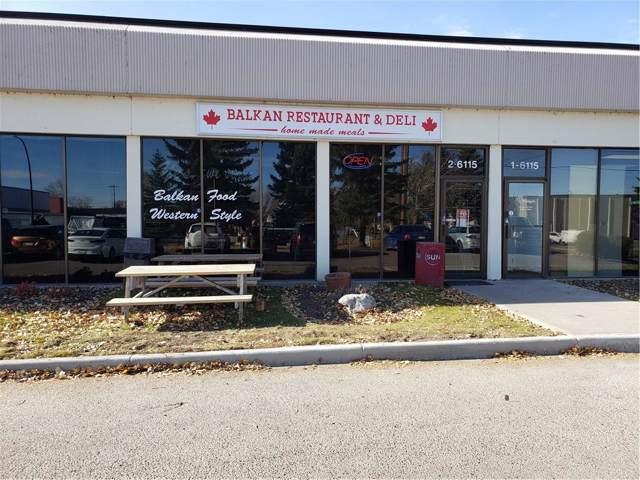 6115 4 Street SE #2, Calgary, AB T2H 2H9 (#C4275804) :: Redline Real Estate Group Inc