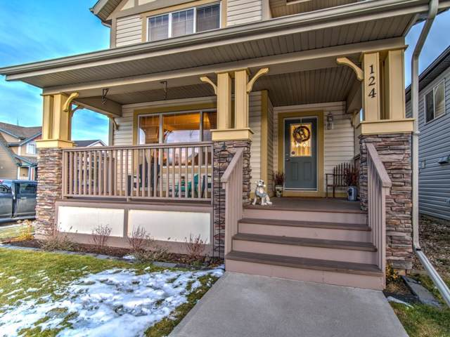 124 Copperstone Grove SE, Calgary, AB T2Z 0J5 (#C4275810) :: Virtu Real Estate