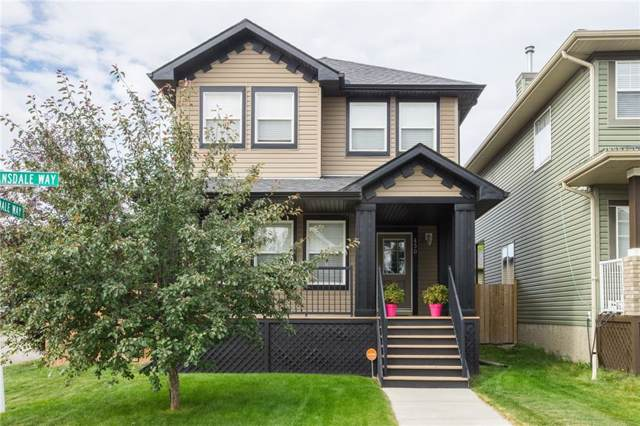 430 Evansdale Way NW, Calgary, AB T3P 0B1 (#C4275812) :: Redline Real Estate Group Inc