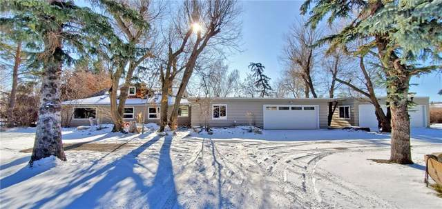 5023 Hwy 549 Highway, Rural Foothills County, AB T1A 1A2 (#C4275823) :: Redline Real Estate Group Inc