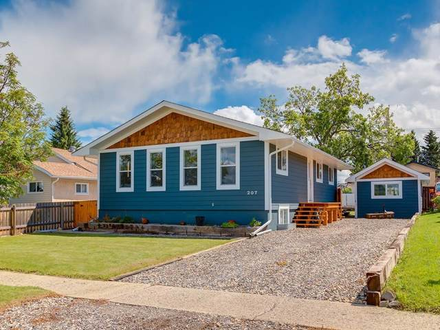 207 Royal Avenue NW, Turner Valley, AB T0L 2A0 (#C4275830) :: Redline Real Estate Group Inc