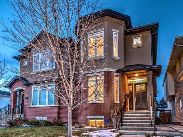 1610 17 Avenue NW, Calgary, AB T2M 0R7 (#C4275854) :: Calgary Homefinders