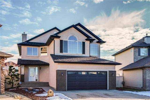 38 Simcoe Crescent SW, Calgary, AB T3H 4K6 (#C4275876) :: Redline Real Estate Group Inc