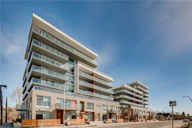 1234 5 Avenue NW #1106, Calgary, AB T2N 0R9 (#C4275879) :: Virtu Real Estate