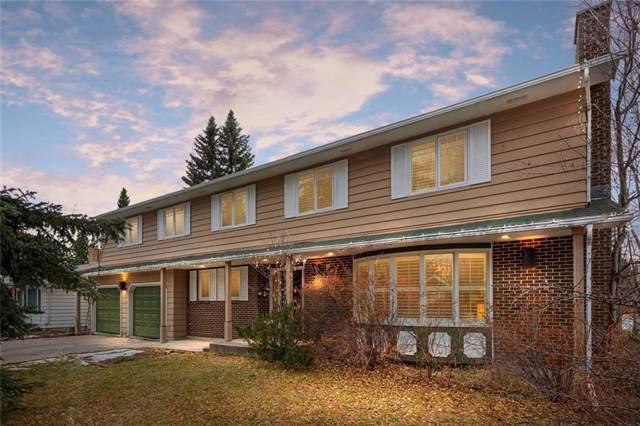 6907 Legare Drive SW, Calgary, AB T3E 6H3 (#C4275905) :: Virtu Real Estate