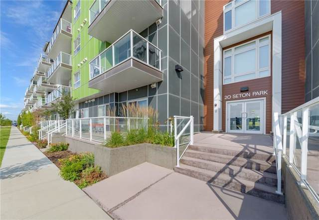 20 Seton Park SE #112, Calgary, AB T3M 2V4 (#C4275910) :: Redline Real Estate Group Inc