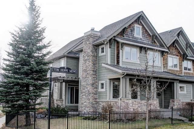 7 Tom Hoppe Mews SW, Calgary, AB  (#C4275920) :: Redline Real Estate Group Inc